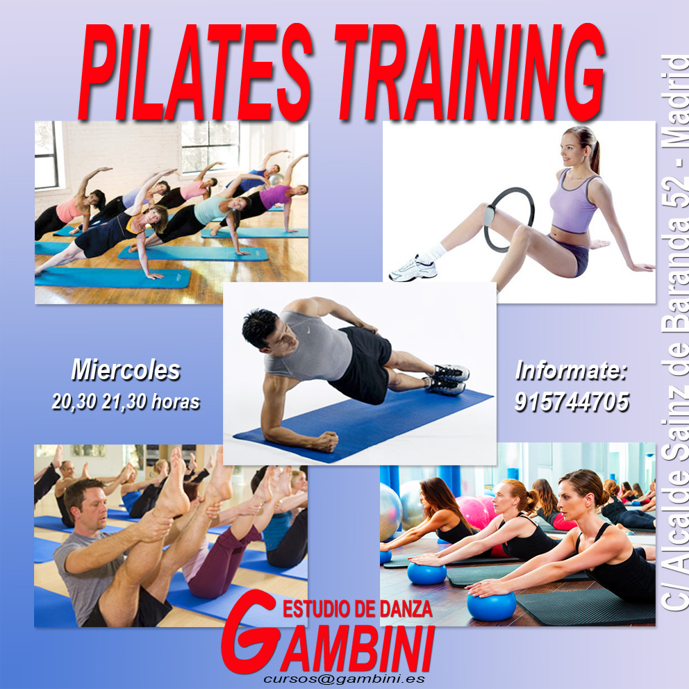 pilatestraining